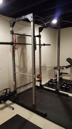 Full squat rack gym for Sale in San Leandro, CA