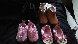 Babygirl shoes for Sale in Fontana, CA