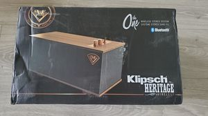 Klipsch the on heritage wireless speaker for Sale in Rancho Cucamonga, CA