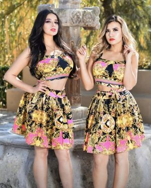 2pc crop top & skirt for Sale in Tustin, CA