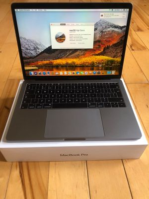 13‑inch MacBook Pro - Space Gray for Sale in Saint Paul, MN