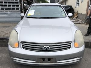 2003 Infiniti G35 RWD Parts for Sale in Queens, NY