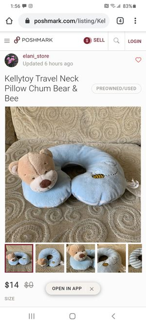 neck pillows for kids for Sale in Las Vegas, NV