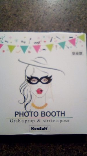 Photo booth props for Sale in Bakersfield, CA