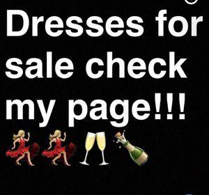 Dress for Sale in Modesto, CA
