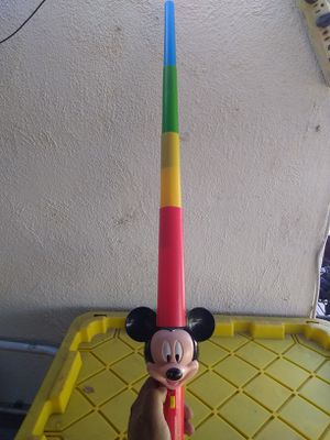 Vintage Disneyland light saber for Sale in Baldwin Park, CA