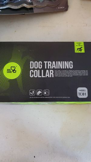 Dog training collar $20 for Sale in Las Vegas, NV
