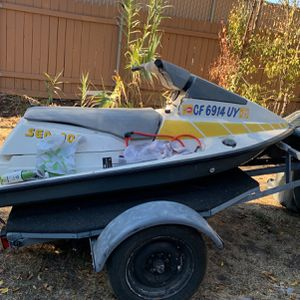 1988 Seadoo SP for Sale in Sacramento, CA