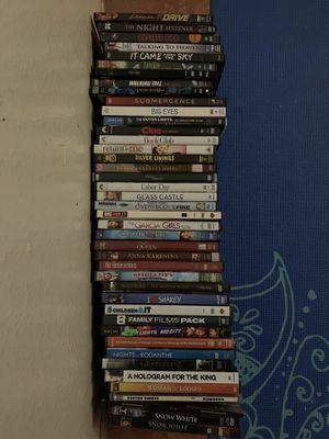 Movie bundle set for Sale in Hemet, CA