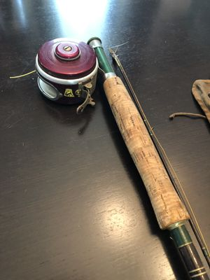 Vintage southbend fly fishing rod and reel for Sale in Granite City, IL