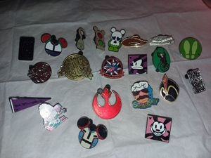 Disney trading pins for Sale in Tacoma, WA
