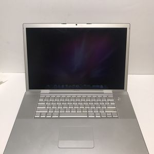 "Apple MacBook Pro A1212 17"" Laptop Intel Core 2 Duo 2.33GHz 2GB RAM 200GB HDD for Sale in El Cajon, CA"
