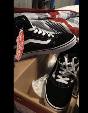 Black and White Vans for Sale in Odessa, TX