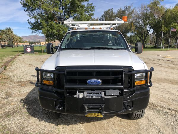 2007 Ford F-350