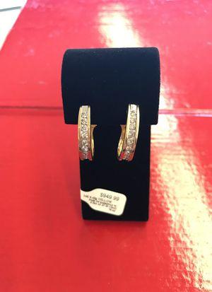 Diamond earrings for Sale in Laveen Village, AZ