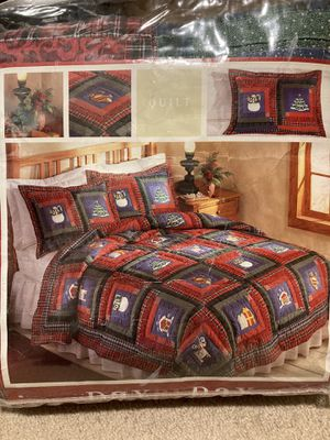 Christmas Quilts for Sale in Gainesville, VA