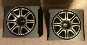"Polk audio ""12"" inch subwoofers w/box's for Sale in Atlanta, GA"