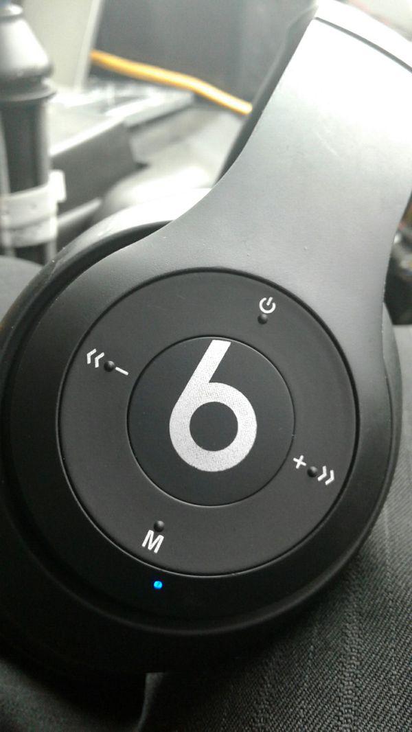 Dre Beats Studio 3 bluetooth, wireless headphones