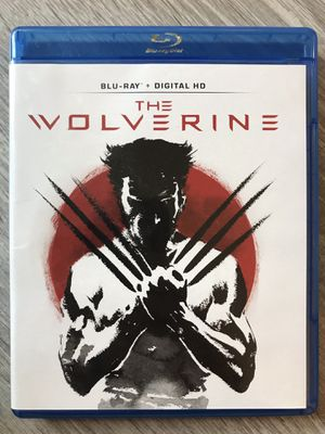 The Wolverine Blu Ray for Sale in Bremerton, WA
