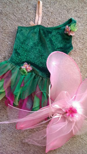 Child's tinkerbell costume small for Sale in Muskego, WI