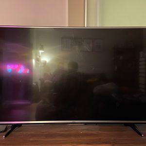 LG Electronics 55UH6150 55-inch 4K Ultra HD Smart LED TV for Sale in Bellevue, WA