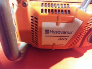 Husqvarna 365 x torque chainsaw for Sale in New Milford, PA