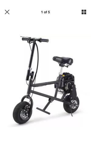 Mototec 49cc gas mini bike (black) for Sale in Adelphi, MD
