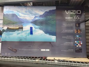 """65"""" LED SMART 4K ULTRA HDTV AVAILABLE BY VIZIO WITH CHROMECAST. 2160P 240HTZ WITH HDR for Sale in Los Angeles, CA"""