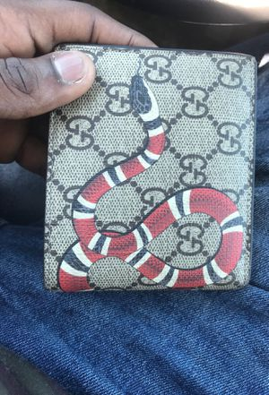 Gucci Wallet for Sale in Stoneham, MA