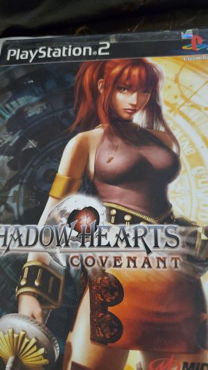 Ps2 games Shadow hearts covenant for Sale in Pompano Beach, FL