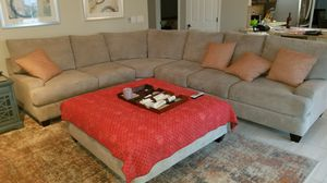 Homes Store three piece sectional. for Sale in Scottsdale, AZ