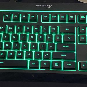 HyperX Alloy Core RGB Wired for Sale in Suisun City, CA