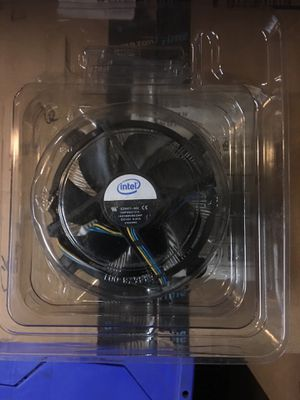 Intel E29477-002 cpu fan LGA 1366 socket computer parts accessory for Sale in City of Industry, CA