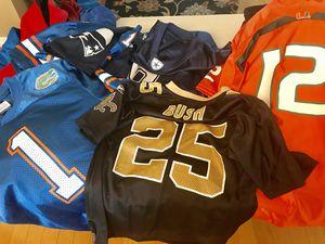Kids like new football jerseys for Sale in Oviedo, FL
