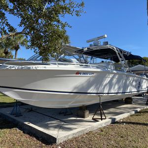 Marlogo 35 Ft Center Console Cuddy for Sale in Hollywood, FL