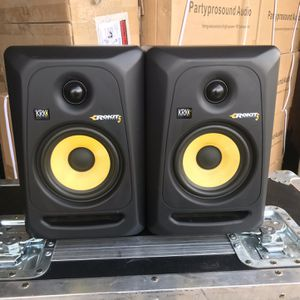 "KRK Rokit 5 G3 Powered Studio Monitor (pair) 5"" Speakers $240 Price Firm No Trades for Sale in Mesa, AZ"