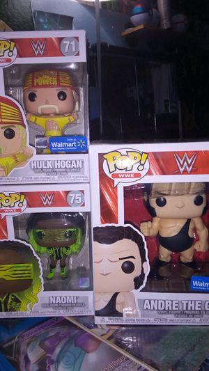 WWE Funko Pop Bundle for Sale in Tolleson, AZ
