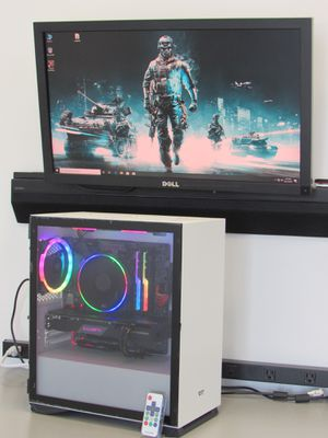 **BRAND NEW + FINANCING** Custom Build Gaming Desktop PC Computer (6-Core) Intel Core i5 16GB RAM SSD NVIDIA GTX1660Ti for Sale in Fontana, CA