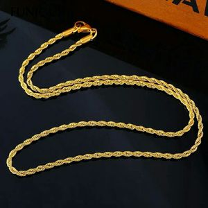 """18k gold plated Dookie rope chain 30"""" for Sale in Severn, MD"""