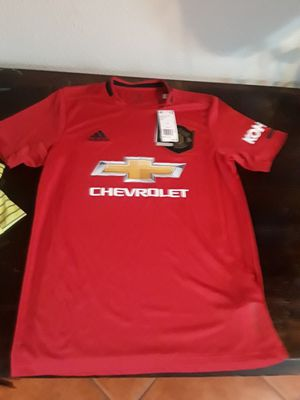 Manchester United Jersey size small youth new 35$ for Sale in Dallas, TX