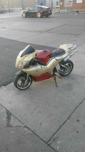 mini bike pocket bike go kart go carts dirt bike for Sale in Chicago, IL