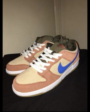 Nike Sb dunk low Corduroy size 10.5 for Sale in Long Beach, CA