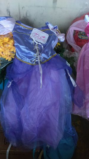 princess dress! for Sale in Houston, TX