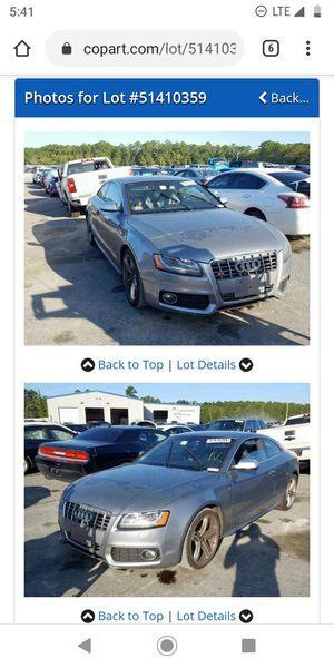 2008-2012 Audi S5 Engine for Sale in Hampton, GA