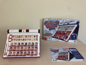Electronic Guess Who? Extra - board game / ⚠️Pick up at Doral⚠️ for Sale in Miami, FL