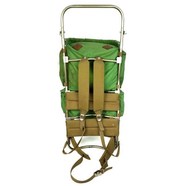 Vintage JanSport Backpack External Frame Pack Hiking Camping Travel Outdoor