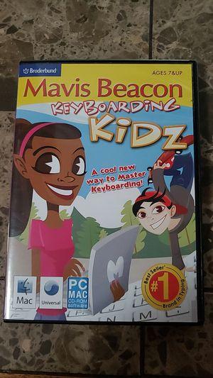 Mavis Beacon Keyboarding Kidz for Sale in Port St. Lucie, FL