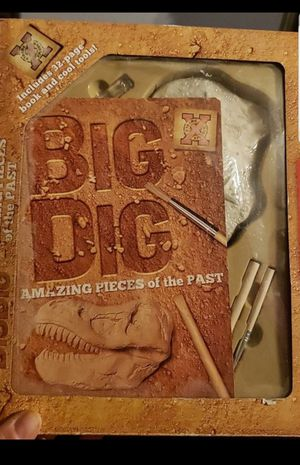 Scholastic big dig kit for Sale in Federal Way, WA
