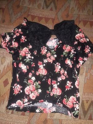 Flower blouse for Sale in San Diego, CA