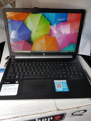 """**Like New still in box** HP - 15-db0031nr Laptop/AMD A9-9425/4GB/1TB HDD/15.6"""" Flat HD (1366x768)/AMD Radeon R5/Windows 10 Home for Sale in Portland, OR"""